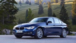 BMW 3 Series Sedan Maintenance 2016 Prior