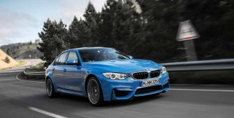BMW M3 Maintenance 2016