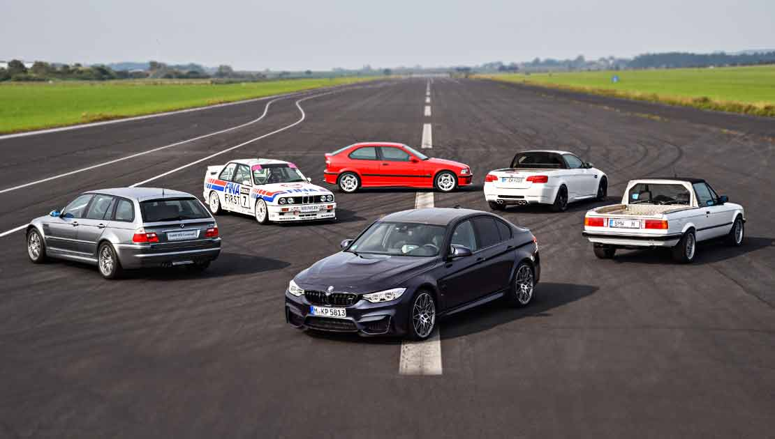 BMW M3 Sedan New Generation