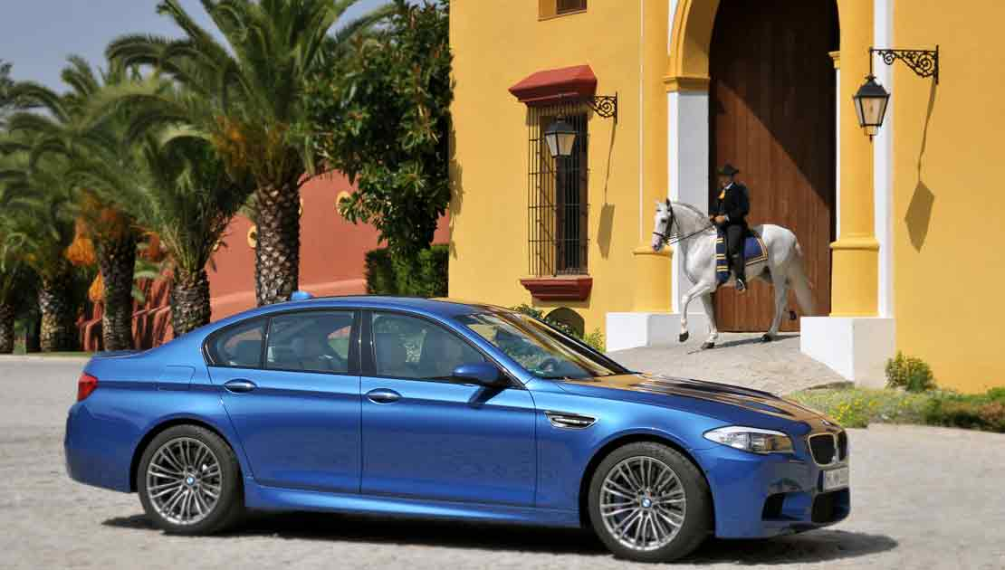 Complete Guide to BMW M5 Maintenance