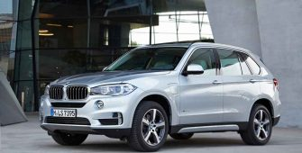 BMW X5 Maintenance 2016 Prior