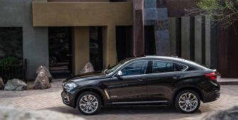 BMW X6 Maintenance 2016 Prior