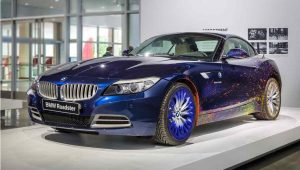 BMW Z4 Roadster Maintenance 2016 Prior