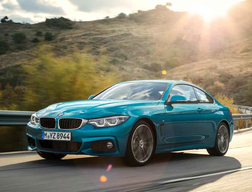 BMW 4 Series Maintenance 2016 Prior
