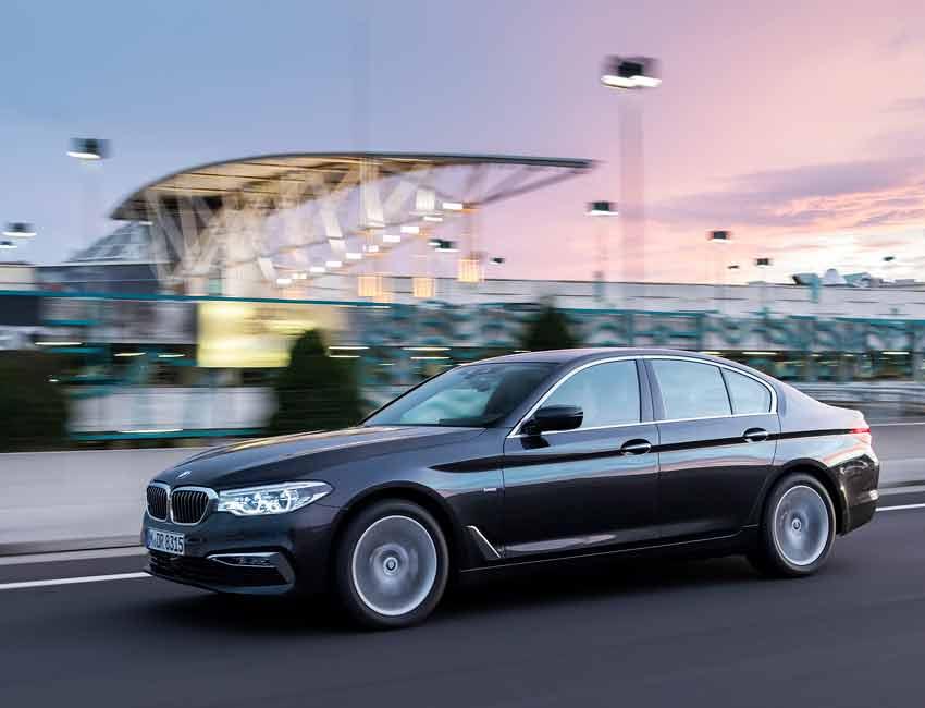 BMW 5 Series Maintenance 2016 Prior