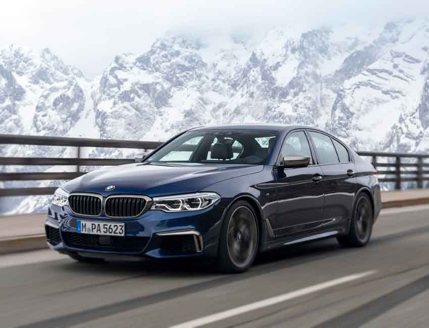 BMW M5 Maintenance 2016 Prior