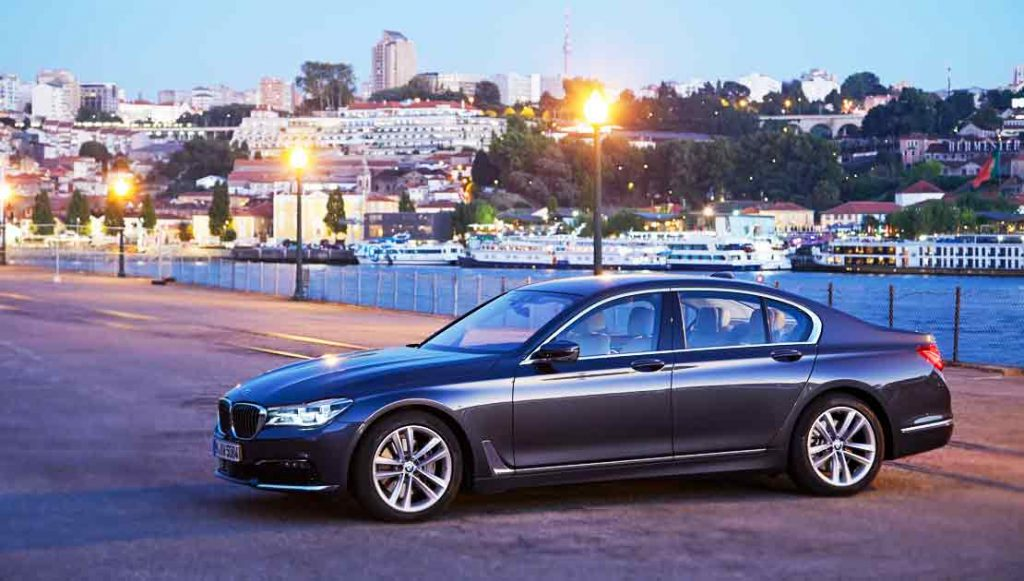 BMW 7 Series Luxury Sedan