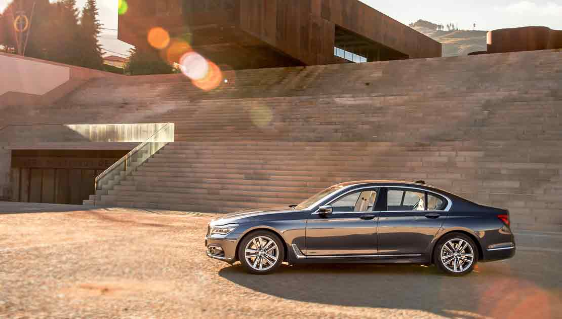 The 7 Series is One of BMW's Best Performance Sedan