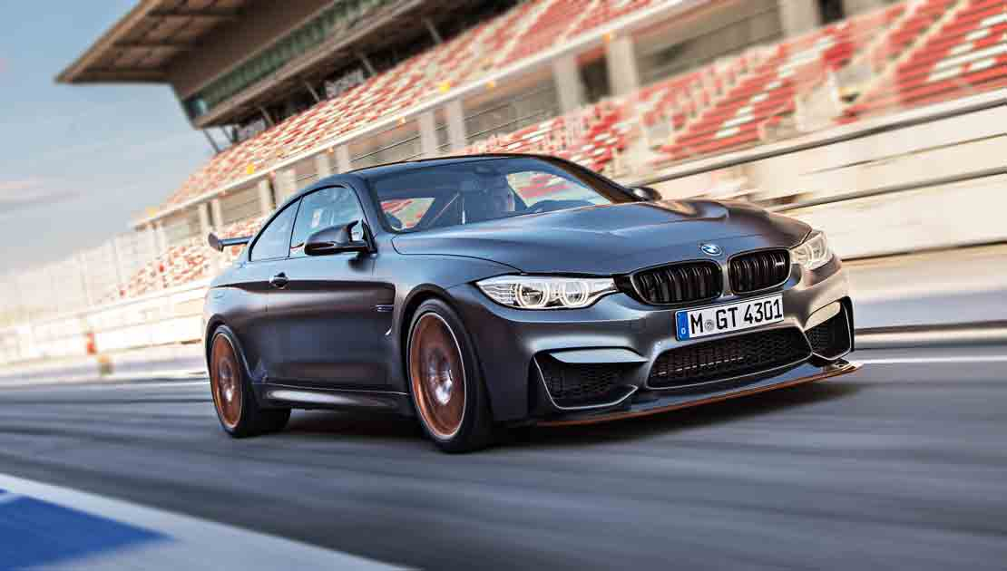 3 New Technologies that Made the BMW M4 GTS One-of-a-Kind