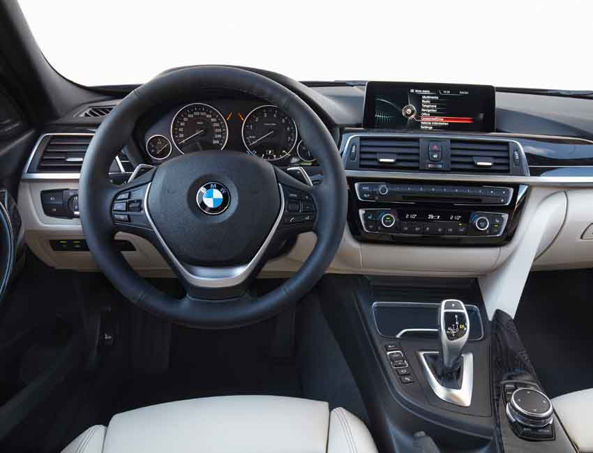 BMW 3 Series Sixth Generation Transmission
