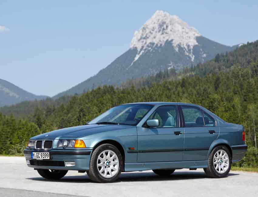 The Complete Bmw 3 Series Generations And History