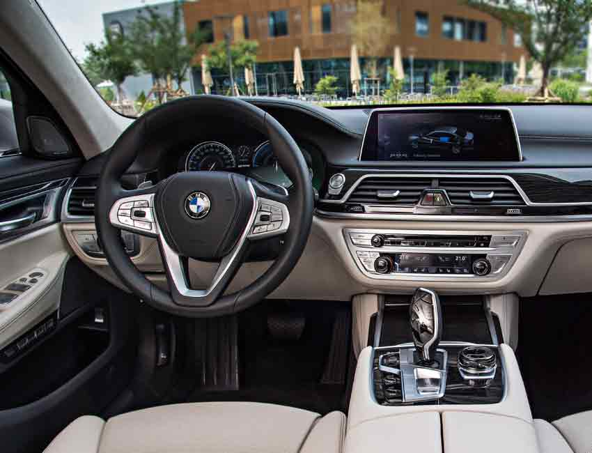 BMW 7 Series 8 Speed Steptronic Sport Automatic Transmission