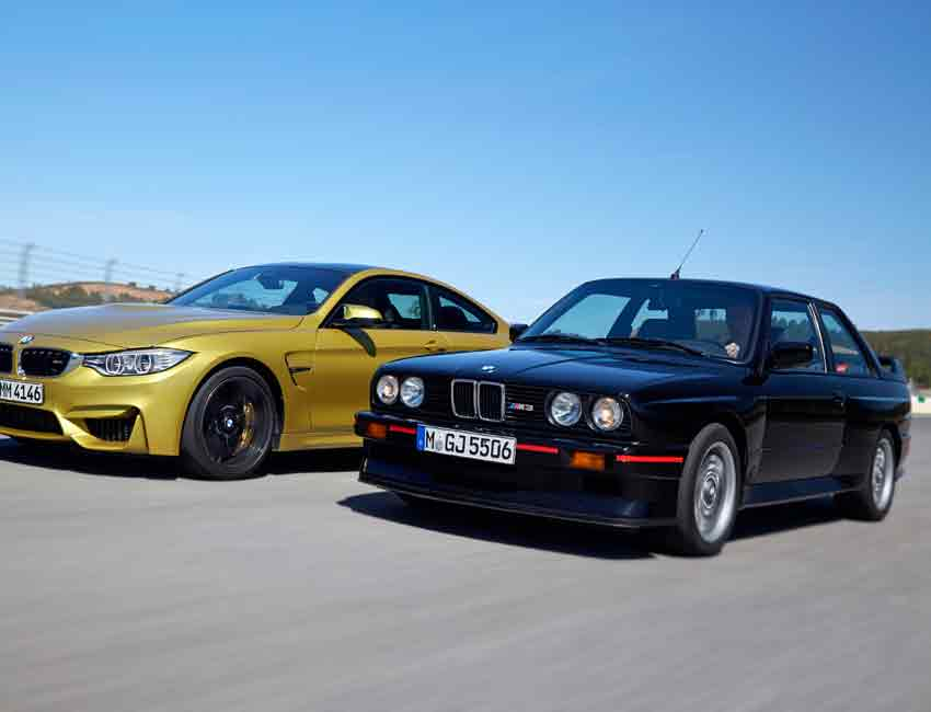 First Generation Bmw M3 E30 History