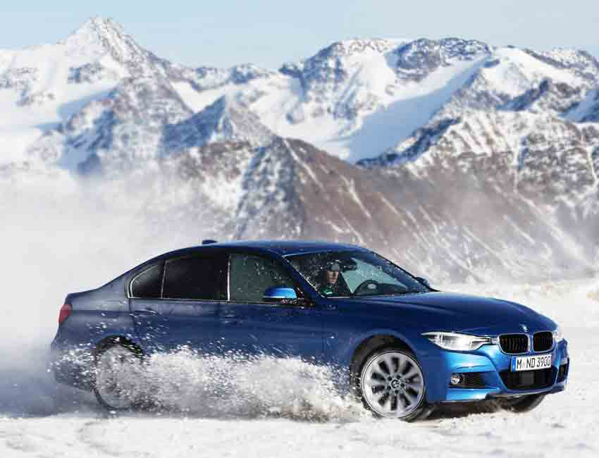 BMW 3 Series Sixth Generation Track Handling Package
