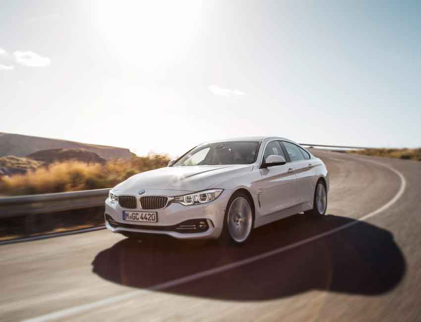 BMW 4 Series First Generation