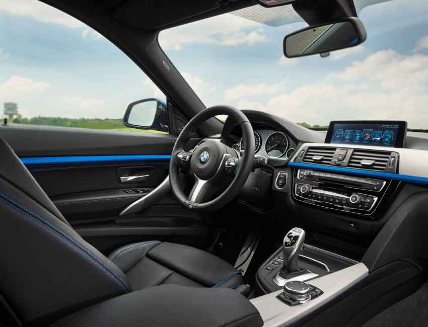 BMW 3 Series Sixth Generation Interior