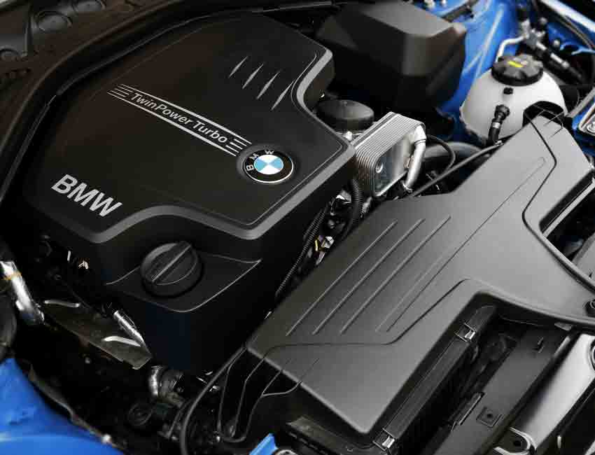 BMW 4 Series First Generation Engine