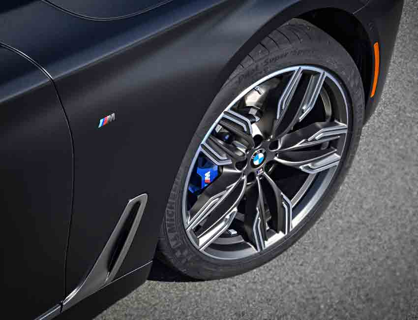 BMW 7 Series Aero Wheels