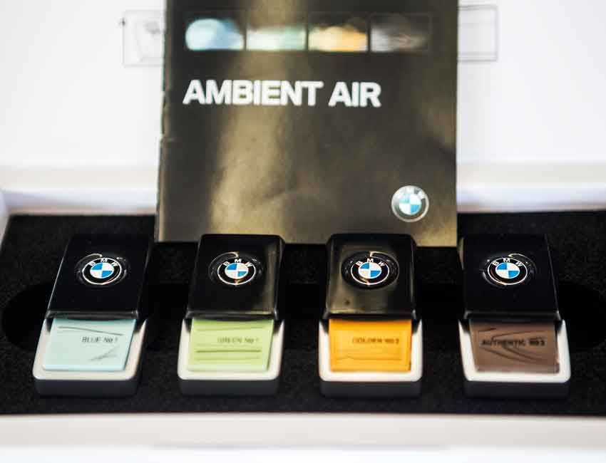 BMW 7 Series Luxury Ambient Air Package