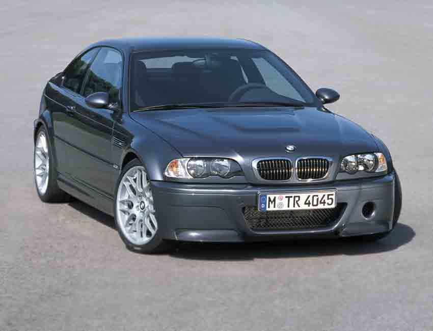 BMW M3 History E46 Specification
