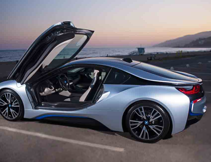 Everything You Need To Know About Bmw I8 Hybrid Supercar
