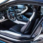 BMW i8 Interior Color Carbon Fiber Reinforced Plastic
