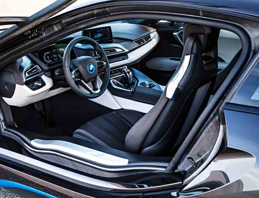 Bmw I8 Interior Guide