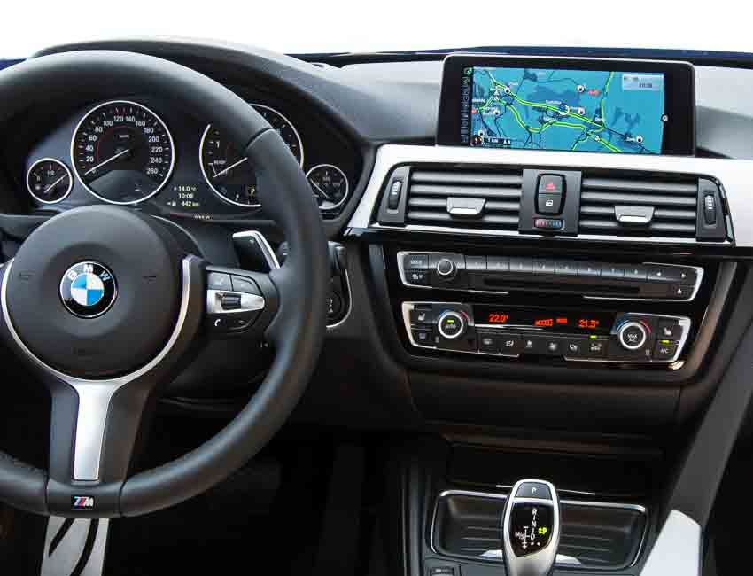 BMW 4 Series Technology Navigation