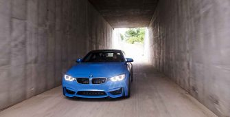 BMW M4 Driving Experience