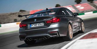 BMW M4 GTS 500HP Nordschleife Race Track