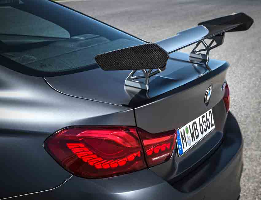 BMW M4 GTS 500HP OLED Tail Light