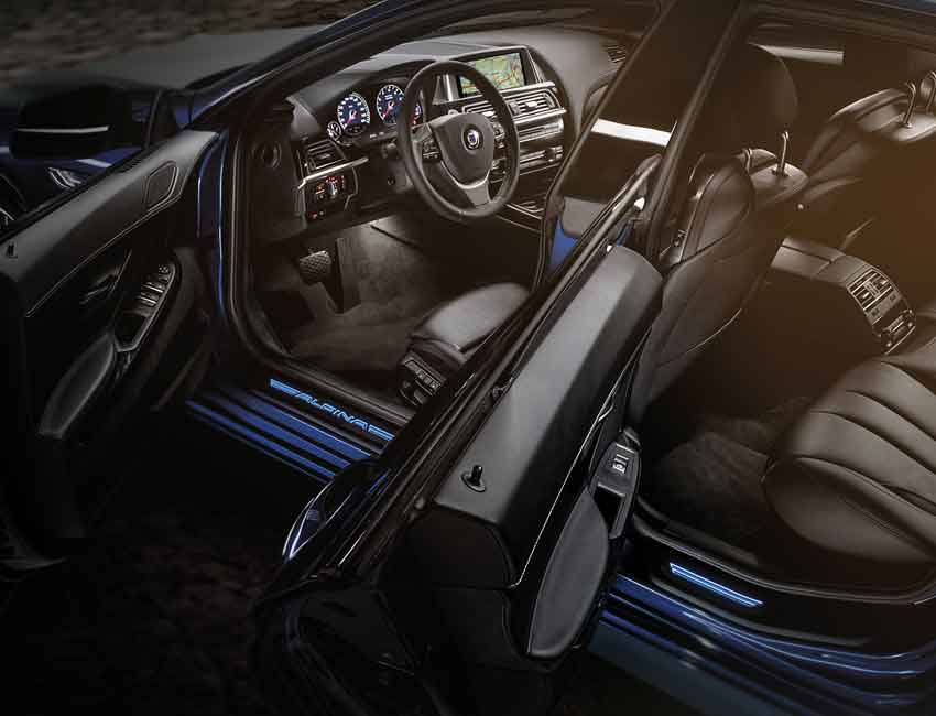 BMW 6 Series ALPINA B6 Interior