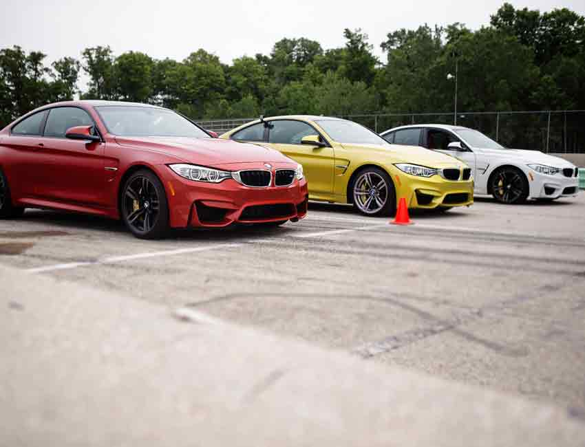 BMW M4 Coupe Paint Colors