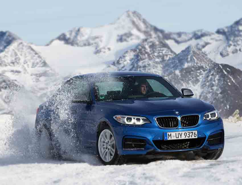 BMW 2 Series Coupe Guide Performance