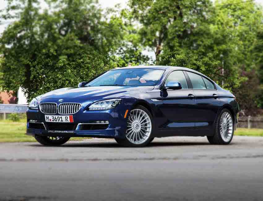 BMW 6 Series ALPINA B6
