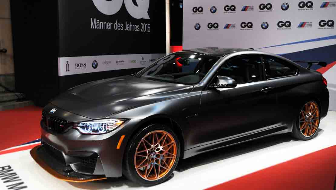 BMW M4 GTS 500HP US Release
