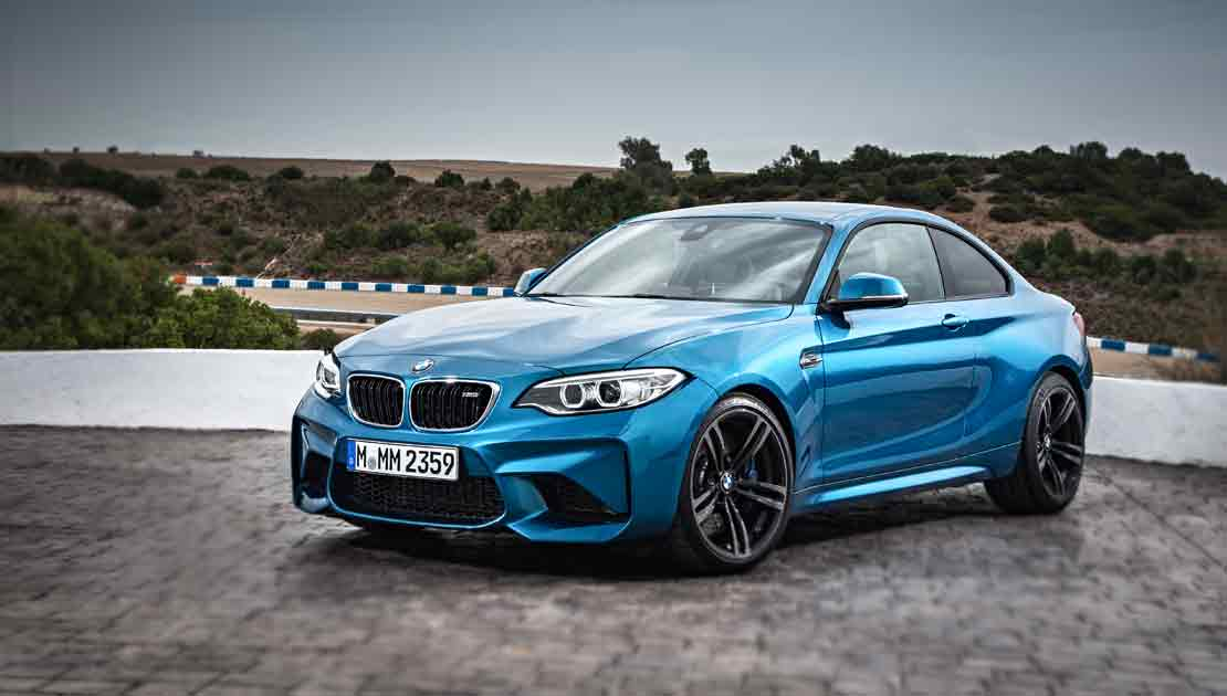 BMW M2 Coupe Debut