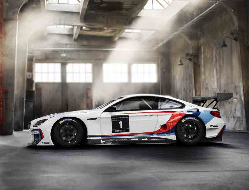 BMW M6 GTS Supercar Exterior