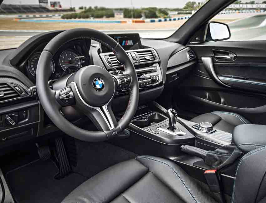 BMW M2 7-speed M Double Clutch Transmission