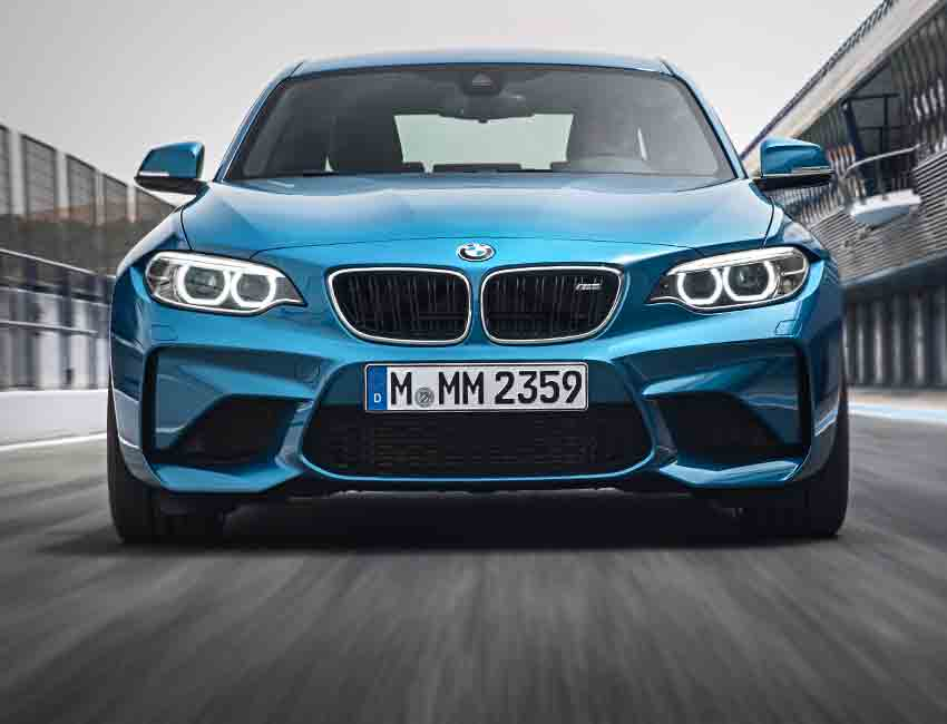 BMW M2 Exhaust Sound