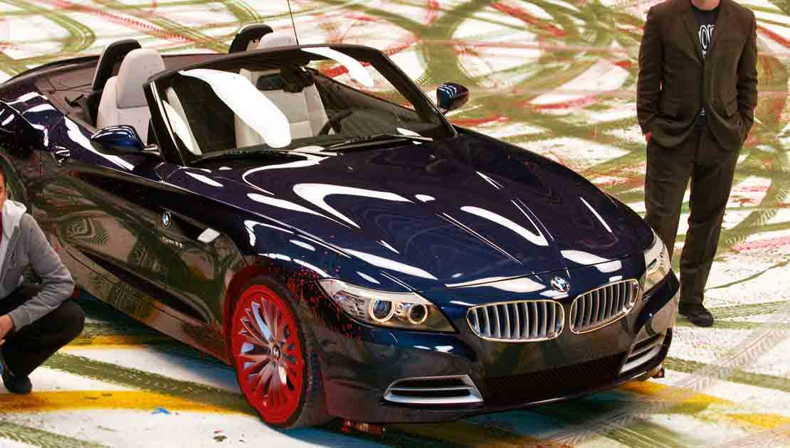 BMW Z4 Convertible Sports Cruiser