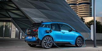 BMW i3 Electric Car Maintenance 2016 Prior