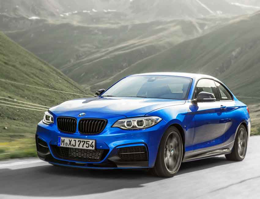 BMW 2 Series Maintenance 2017 and Later BMW Models Full View