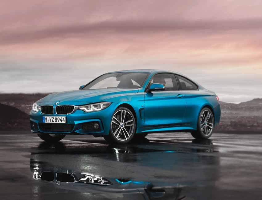 BMW 4 Series Maintenance