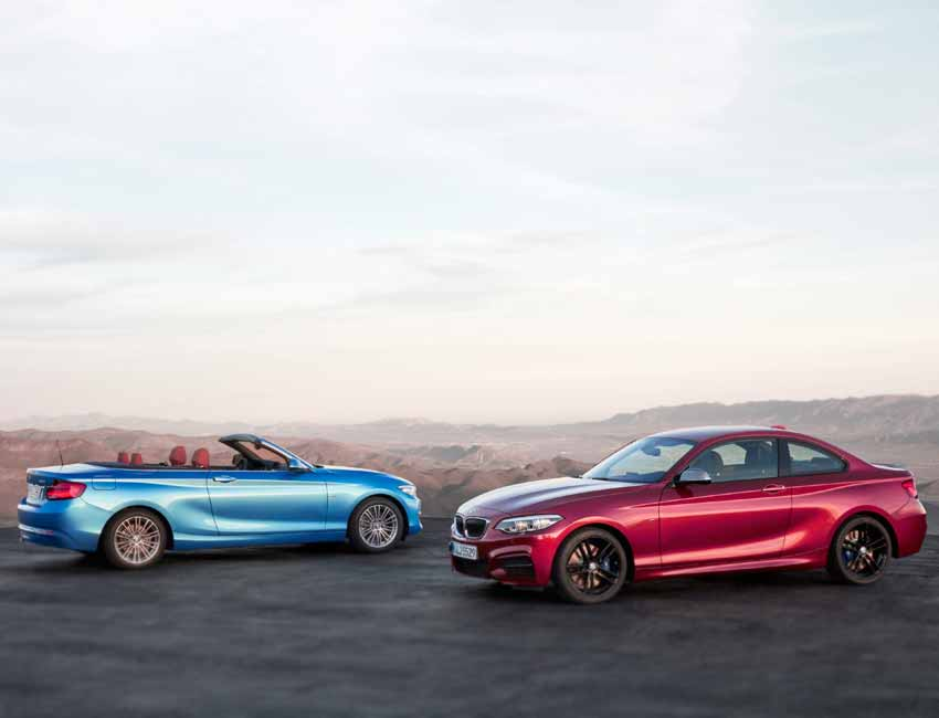 BMW 2 Series Maintenance 2017 and Later BMW Models