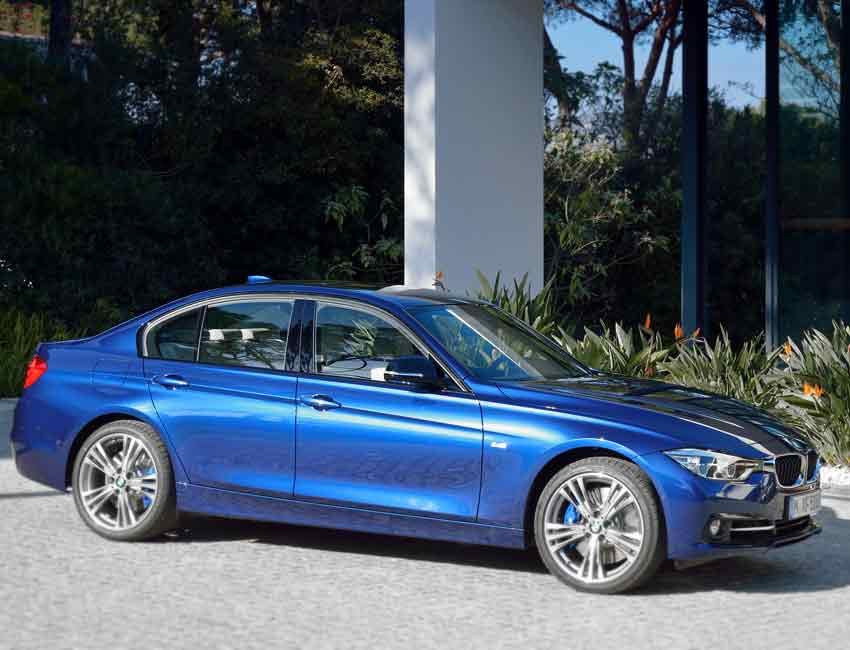 BMW 3 Series Sedan Maintenance 2017 and Later Models
