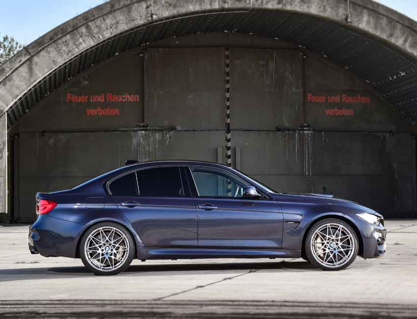 BMW M3 Maintenance Jahre Limited Edition