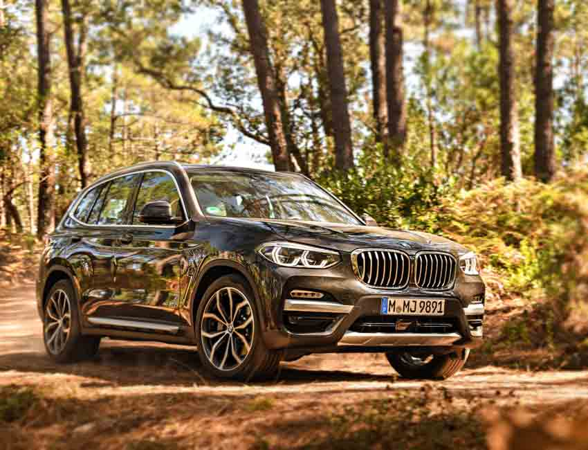 BMW X3 Maintenance Sports