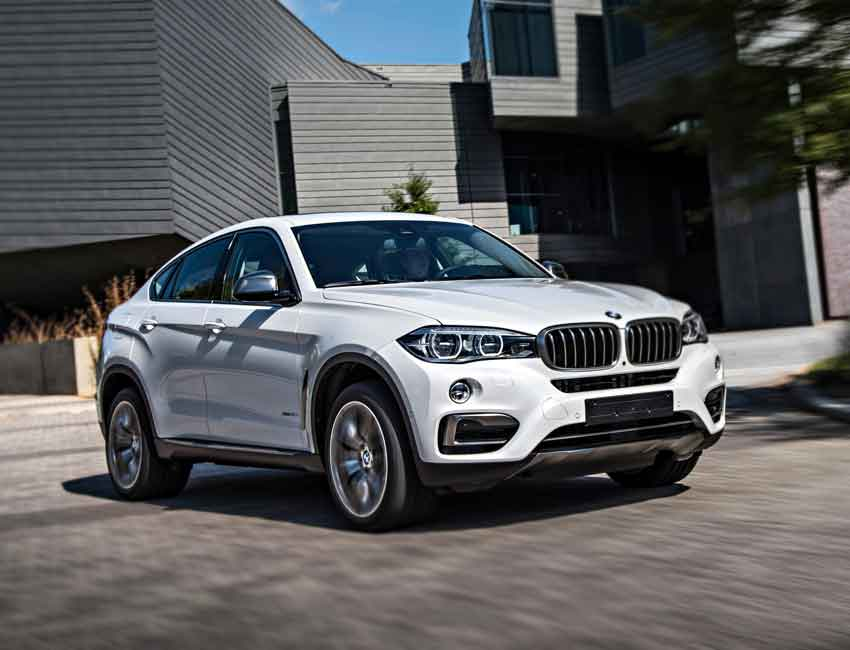 BMW X6 Maintenance Sports X-Drive