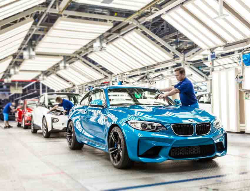 BMW M2 Coupe Maintenance Service